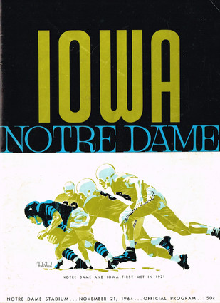 1964 @ Notre Dame