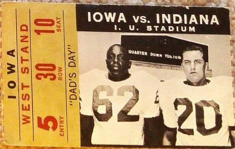 1964 @ Indiana Ticket
