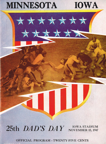 1947 Minnesota 2nd Cover