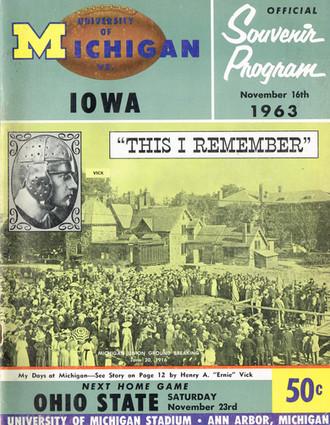 1963 @ Michigan