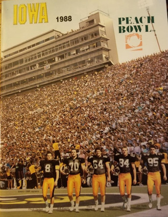 1988 bowl media guide