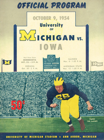 1954 @ Michigan