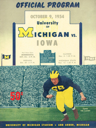 1954 @ Michigan