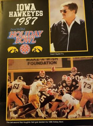 1987 bowl media guide