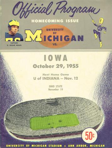 1955 @ Michigan