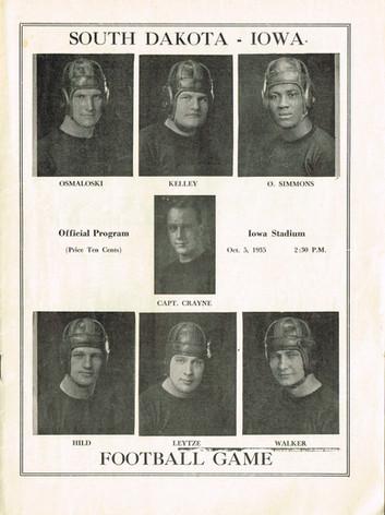 1935 South Dakota