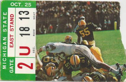 1969 Michigan St Ticket
