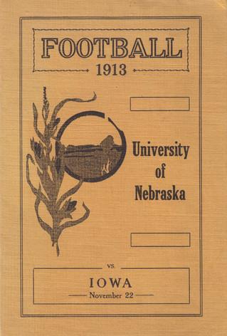 1913 @ Nebraska