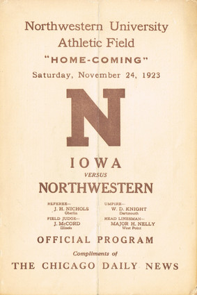 1923 Northwestern