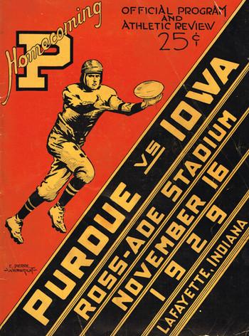 1929 @ Purdue