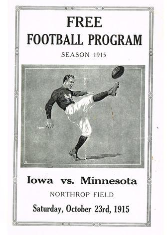 1915 @ Minnesota