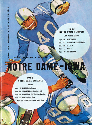 1962 @ Notre Dame