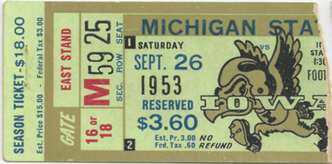 1953 Michigan St Ticket