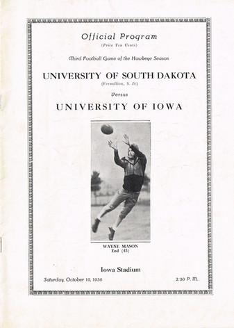 1936 South Dakota