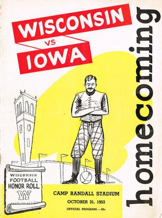 1953 @ Wisconsin