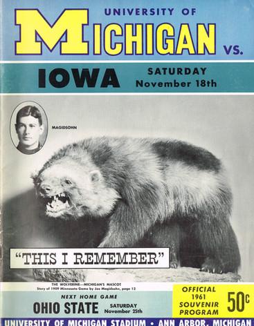 1961 @ Michigan