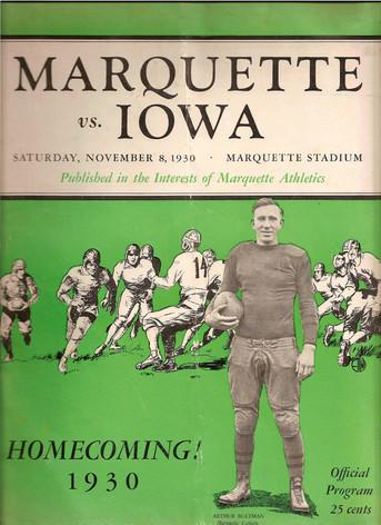 1930 @ Marquette