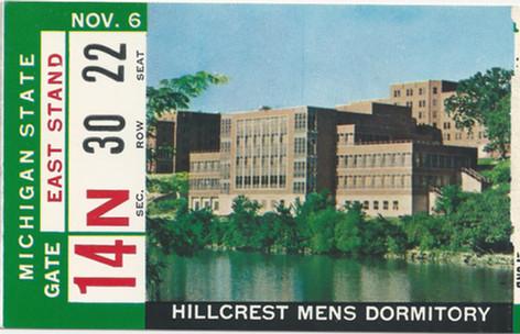 1965 Michigan St Ticket