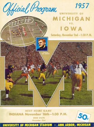 1957 @ Michigan
