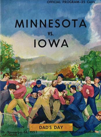 1953 Minnesota