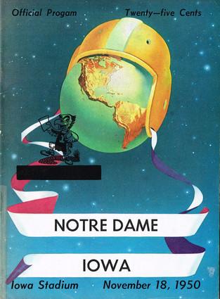 1950 Notre Dame