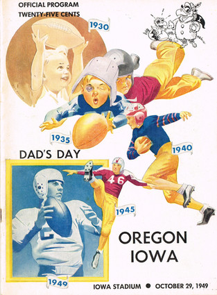 1949 Oregon 2nd Cover