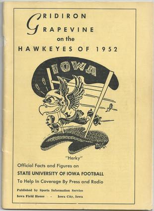 1952 media guide