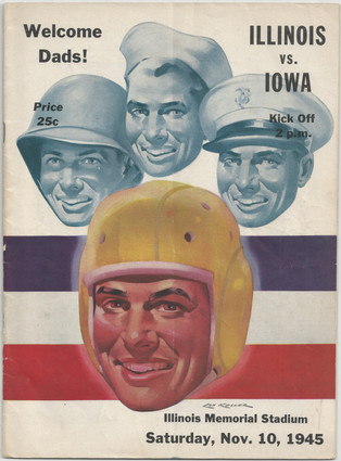 1945 @ Illinois 3rd Cover