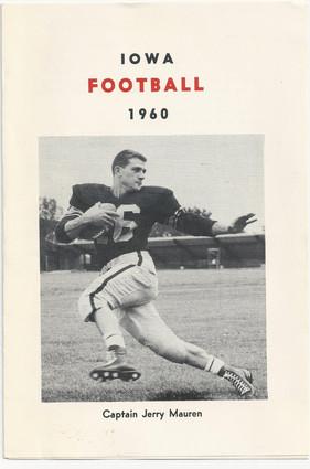 1960 Season Ticket