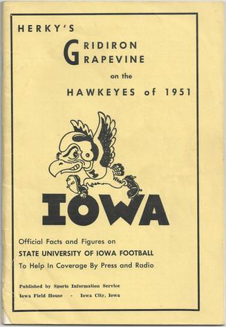 1951 media guide