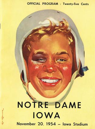 1954 Notre Dame