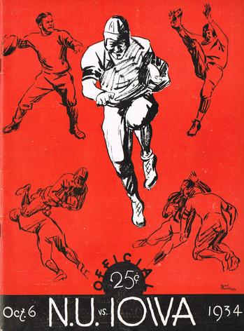 1934 @ Northwestern