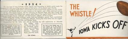 1934 Ticket Brochure