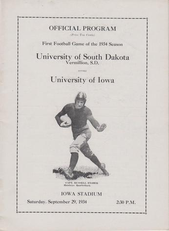 1934 South Dakota
