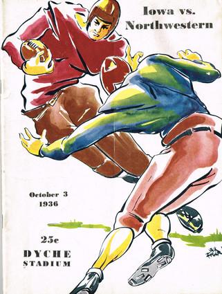 1936 @ Northwestern
