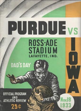 1933 @ Purdue