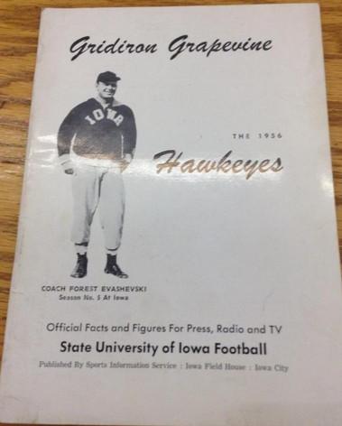 1956 media guide