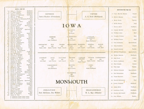 1929 Monmouth