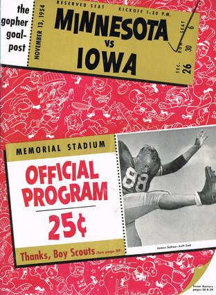 1954 @ Minnesota