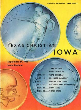 1958 TCU