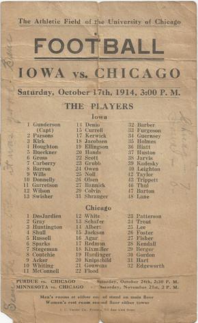 1914 @ Chicago