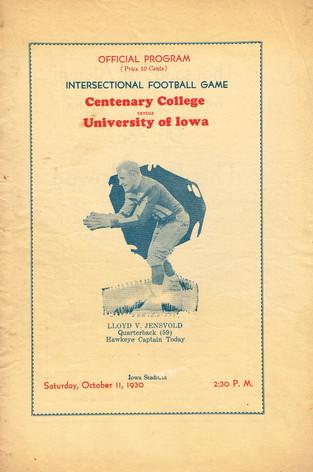 1930 Centenary College