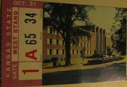 1959 Kansas St. Ticket