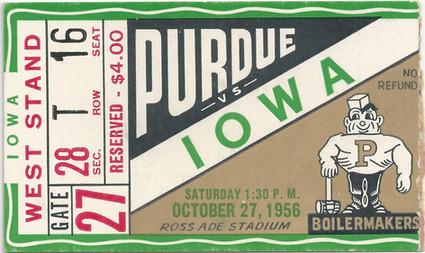 1956 @ Purdue Ticket.jpg