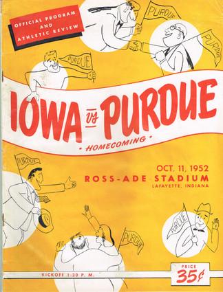 1952 @ Purdue
