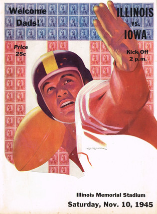 1945 @ Illinois 2nd Cover