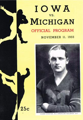 1933 @ Michigan