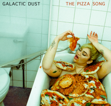 Galactic Dust, the North London band making delicious homemade music release, 'The Pizza Song'