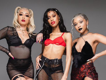 Toronto's hottest new girl group BLK return with their long-awaited sophomore single, 'FWM'