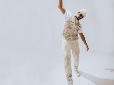 "Patrik Kabongo raises the temperature on hip-hop track ""98 Degrees"""